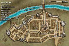 elven city map Google Search Cidade de fantasia Mapas medievais Mapa cidade