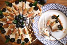 Fig Tart Recipe - Fig Dessert Recipes