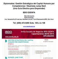 Diplomados: Gestión Estratégica del Capital Humano  // Business Jump Start - Publicidad