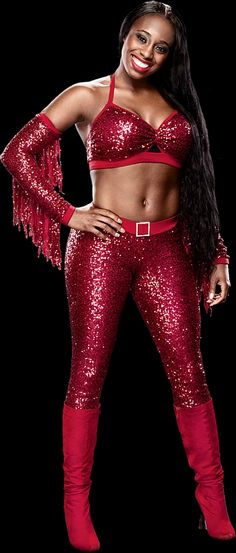 The Most Beautiful Women of Wrestling - Naomi (WWE Diva)
