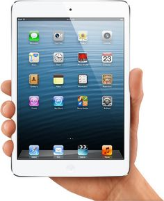 Win an iPad Mini! iPad Mini - every inch an iPad - Tota Competitions SA