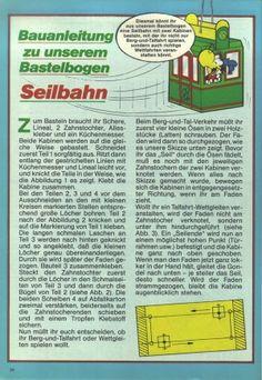 Bastelbogen: Seilbahn – Kaukapedia