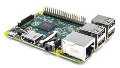 Raspberry Pi 2 Model B - low cost computing technology the size of a credit card designed to get young people programming.  Can connect up to 4 usbs.