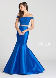 Ellie Wilde - EW118037 - All Dressed Up, Prom Dress