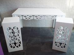 mesa provençal floral