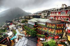 Taiwan: Jiufen Real Life Spirited Away | Skinny Tie Chuck Travel