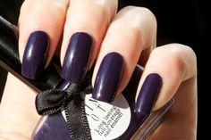 Nail polish: Ciate Burlesque