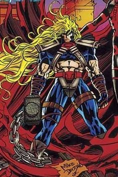 Thor in the '90s | A Reminder That Your Favorite Marvel Hero Was A Mess In The '90s