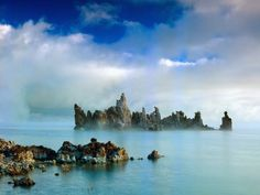 Mono Lake, Mono, California