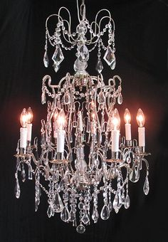 4 lite european crystal chandelier in white buy classic chandelier majestic custom dressed 24 x 38 austrian crystal chandelier 8 lights silver plated aloadofball Image collections