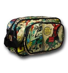 Marvel On-The-Go Toiletry Travel Bag