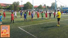 The Y.E.S. football academy is conducting a 12 month program for male youths offering a quality football training, that will help in improving the health and also make personal and social development of these youths.  http://feedingdreamscambodia.org/youth-education-sport.php