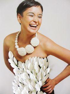 crea-tiff - bijoux Crochet Necklace, Necklaces, Lady, Inspiration, Accessories, Jewelry, Ideas, Fashion, Bijoux