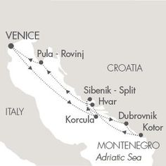 Y080915 - The Best of Croatia / All Cruises / Cruises / Home - PONANT