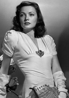 Gene Tierney in Laura (1944)