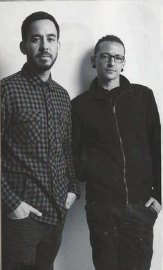 Bennoda - Linkin Park . i love finding pictures like this