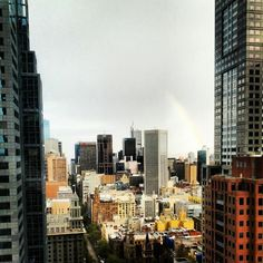 The beginnings of a dream, Melbourne.  Submitted by: @poojou  May 3, 2012