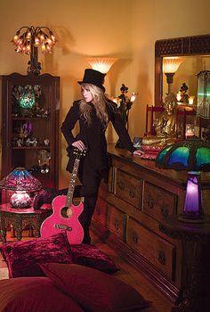 Stevie Nicks  Great shot!