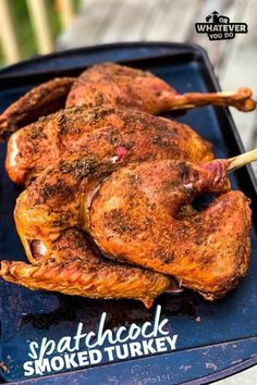 Traeger Smoked Spatchcock Turkey Recipe | Delicious Thanksgiving Meal
