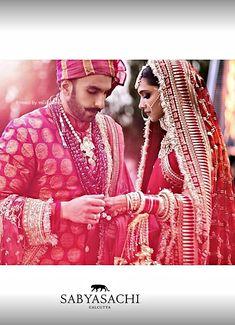 Comment down your favorite Bollywood Jodi for more amazing posts . Indian Wedding Bride, Indian Wedding Outfits, Indian Bridal, Deepika Padukone Style, Indian Groom Wear, Sabyasachi Bride, Rajputi Dress, Bollywood Wedding, Bridal Lehenga