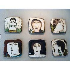 Charmaine Haines stunning ceramics