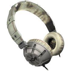 Jammin' Soul Rebel On-Ear Headphones
