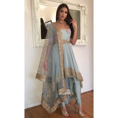 """20.5k Likes, 163 Comments - BAMBI BAINS (@bambi_official) on Instagram: """"@divakaurs has slaaaaaayed this outfit for me Thankyou for making me look like an Indian Shehzadi…"""""""