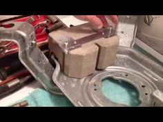 Whirlpool Cabrio Washer Bearing Removal And Install Kit