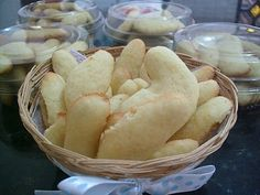 Biscoitinho Delícia, derrete na boca. Cheesecakes, Sweet Recipes, Snack Recipes, Cooking Cookies, Best Sweets, Pasta, Ale, Biscuits, Food And Drink
