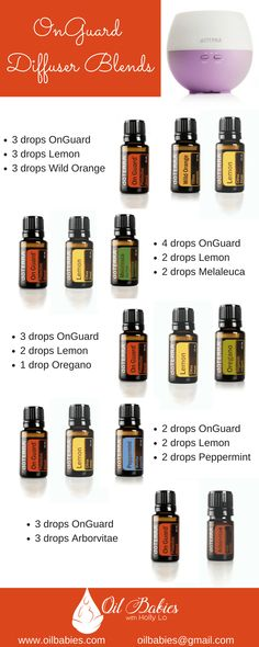 One of my favourite oils is dōTERRA's Protective Blend, OnGuard. OnGuard is a special blend of Wild Orange, Clove, Cinnamon, Eucalyptus and Rosemary and is know for its immunity boosting &amp…