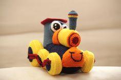 Crochet Train