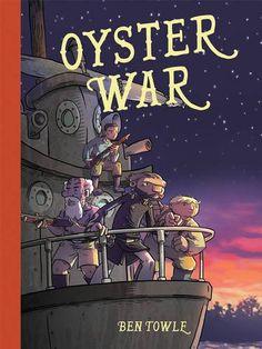 Oyster War by Ben Towle http://www.amazon.com/dp/1620102625/ref=cm_sw_r_pi_dp_ElTBwb1CAV3YX