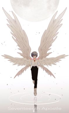 Fantasy Character Design, Character Design Inspiration, Character Art, Wings Drawing, Drawing Base, Drawing Tips, Anime Angel, Neon Genesis Evangelion, Angel And Devil