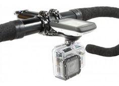 Soporte k-Edge para Garmin y GoPro: 50 €