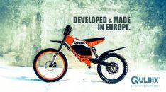 Qulbix Q140R BOOST Performance E-bike – Moto SetUp