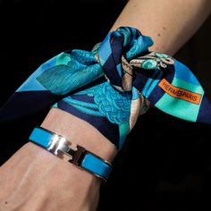 Hermes Brandebourgs and Clic H bracelet 💙 Bracelet Hermès, Hermes Bracelet, Hermes Jewelry, Cuff Bracelets, Jewellery, Bangle, Office Wear Women Work Outfits, Spring Look, Hand Accessories