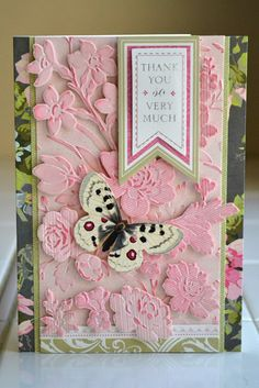 8/19/2013; Aly at 'it happened like this...' Blog; Anna Griffin inspiring impressions embossing folders
