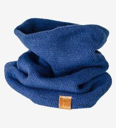 Piney Wool Cashmere Knit Gaiter by BRICK knitwear