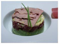 Toppertje, als je het maakt zonder de foie gras...