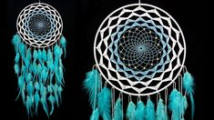 Dream Catcher Boho, Dream Catchers, Dream Catcher Patterns, Dream Catcher Tutorial, Wall Hanging Crafts, Bohemian House, Shabby Chic Style, Dream Decor, Diy Room Decor