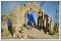 Krippenbausatz JERUSALEM, Orientalische Krippe, Krippenbau