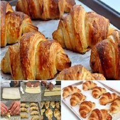 Aprenda Fazer Este Maravilhoso Croissant Melhores Receitas