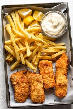 Air Fryer Fish Recipes, Air Frier Recipes, Fish In Air Fryer, Seafood Recipes, Cooking Recipes, Healthy Fish Recipes, Fish Recipes For Kids, Healthy Chips, Dinner Recipes