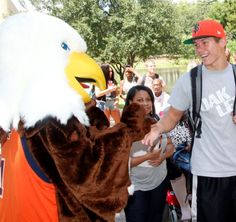 Welcome back UT Tyler students! Patriot Palooza 2013.
