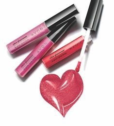 "We're all about making a major impact with a fun lip this Avon Global Celebrity Makeup Artist Lauren Andersen gives us her favorite lip tip: ""Go big on lips this Valentine's. Combine lip color with a shimmery gloss for the ultimate wow factor. Avon Lip Gloss, Avon Lipstick, Lip Tips, Avon Sales, Avon True, Avon Online, Avon Representative, Lip Colors, Girls"