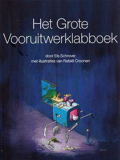 Het Grote Vooruitwerklabboek, om je eigen Vooruitwerklab plusklas mee te starten