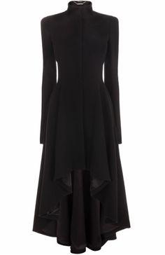 Alexander McQueen, Ruffle Dress Coat
