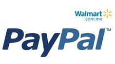 Walmart ahora aceptará pagos mediante PayPal en su tienda online de México.