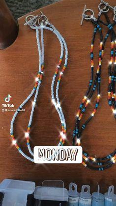Diy Crafts Jewelry, Cute Jewelry, Jewlery, Handmade Jewelry, Bead Jewellery, Beaded Jewelry, Beaded Bracelets, Cowgirl Jewelry, Western Jewelry