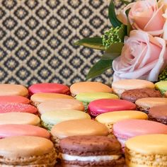 Des macarons pour le dessert ? #maisonladuree #macaron #laduree #bestoftheday #food #photooftheday #yummy #colorful #delicious #cake #sweet #instafood #instagood #instadaily #loveit